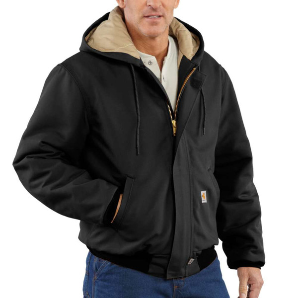 Carhartt Fr Duck Active Jacket Carhartt 101621 Quilt Lined Jacket