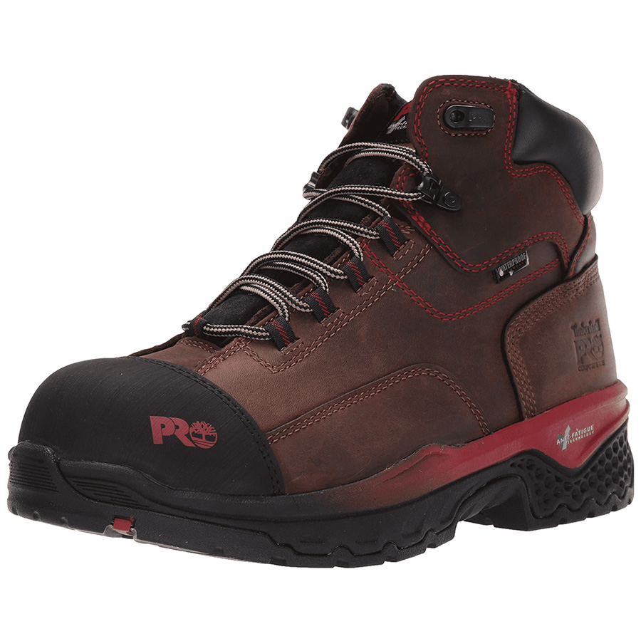 Timberland PRO Bosshog Waterproof Composite Toe Work Boot
