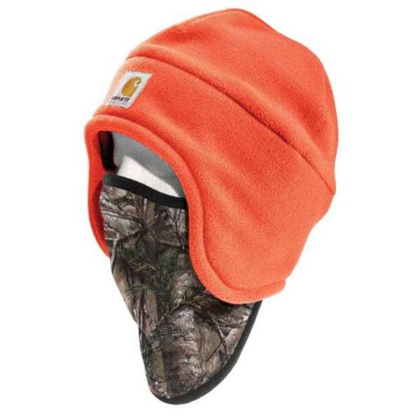 271aba11f Carhartt Fleece 2-in-1 Headwear