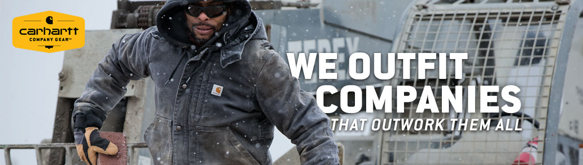 Carhartt Winter Company Gear