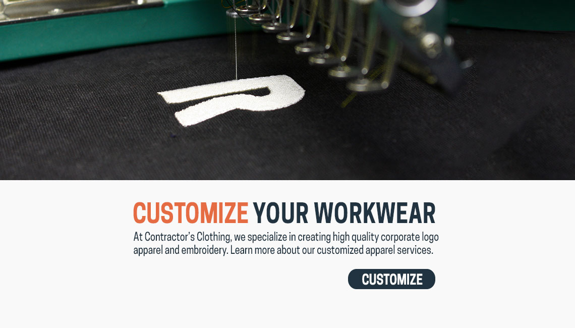 Customize your workwear