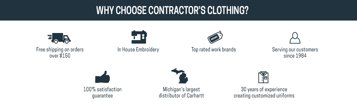 Why Choose Contractors Clothing