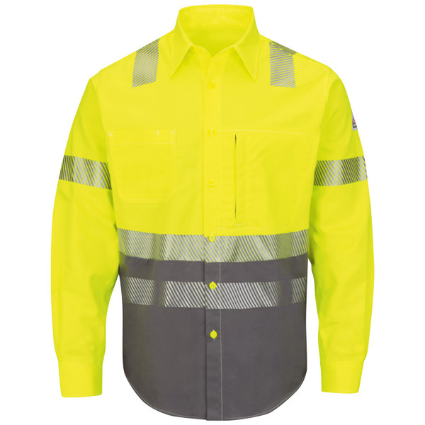 fd55c60a7c6b Bulwark FR Uniform Button Down Shirt