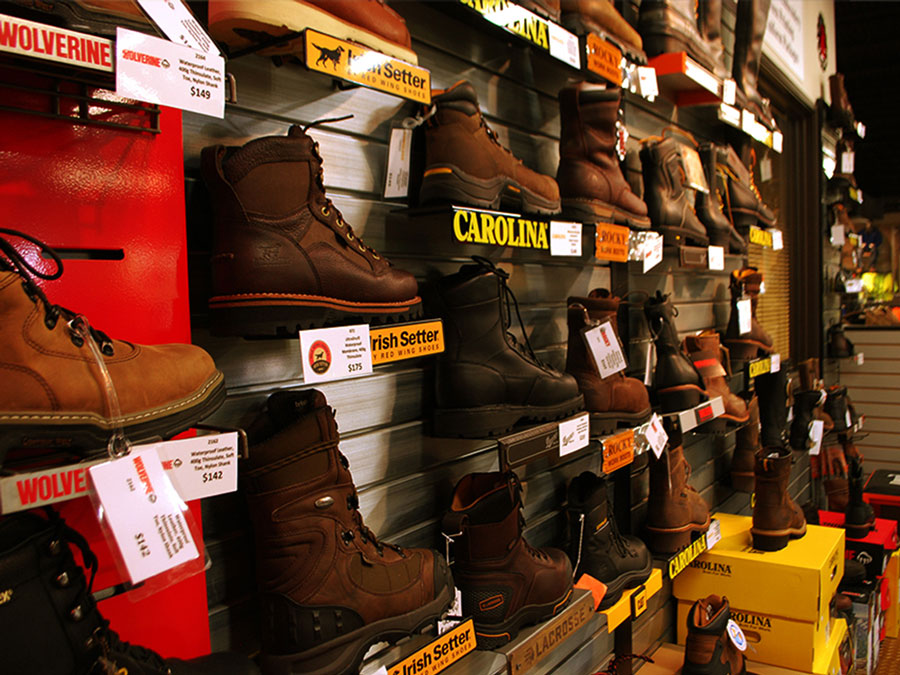 Boots by Contractor's Clothing