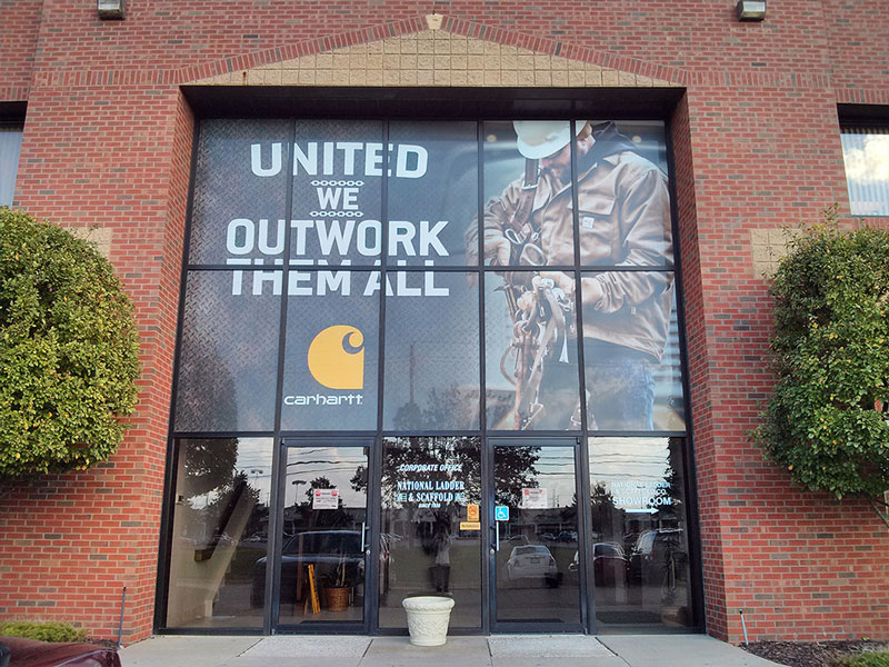 Outwork them All by Carhartt - Contractor's Clothing